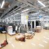 24時間355日稼働、8台68胴のハイスペック工場